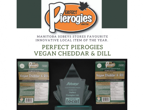 Manitoba Sobey's Stores Favourite Innovative Local Item of the Year